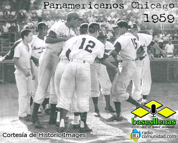 Panamericanos Chicago 1959