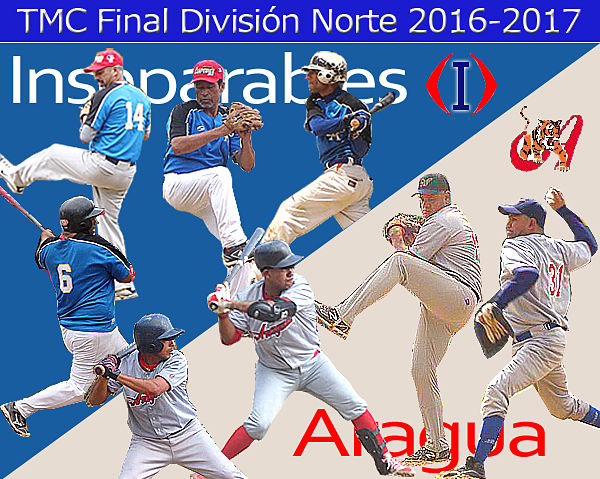 Final División Norte Aragua Vs. Inseparables